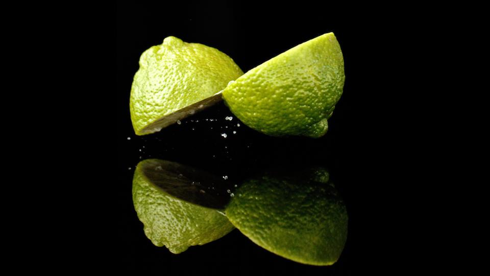 Bacardi: Pomegranite Mojito