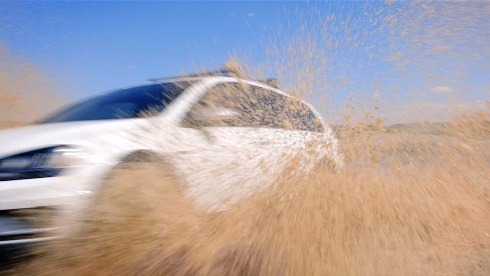 National Geographic x Volkswagon: Strange Terrains