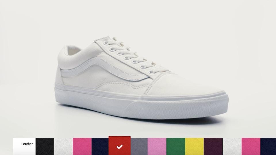 Vans: Customs