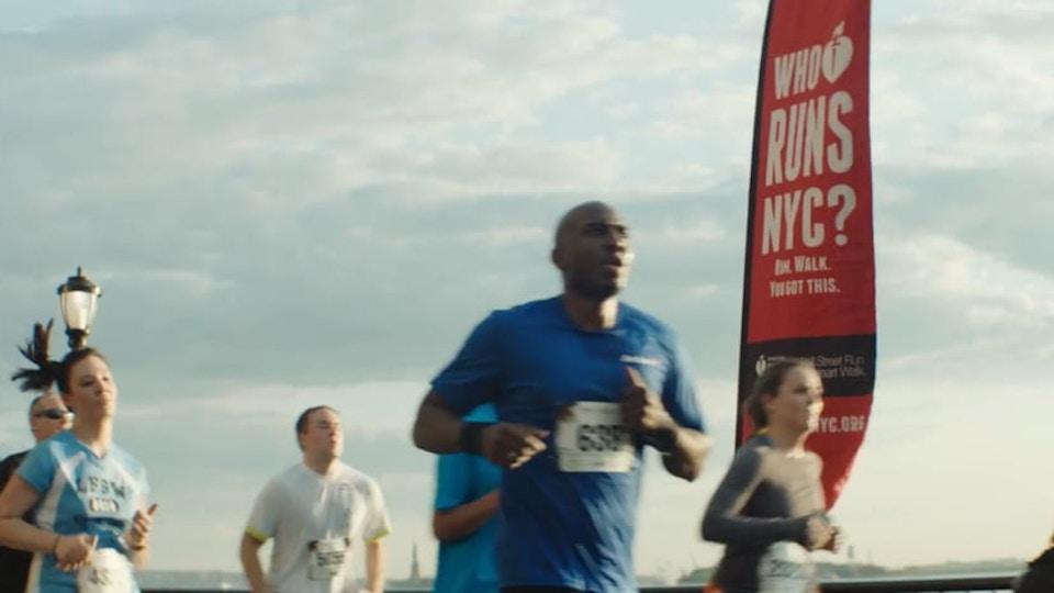 American Heart Association: Why I Run