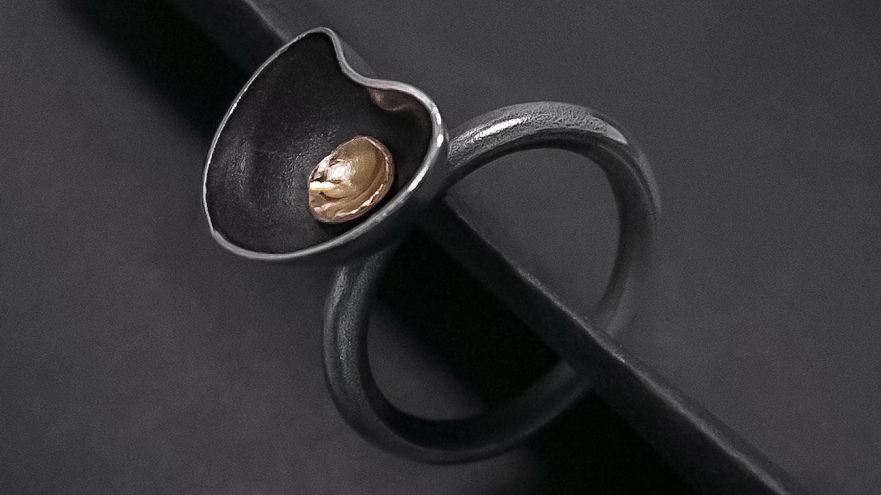 """""""Flower"""" ring"""