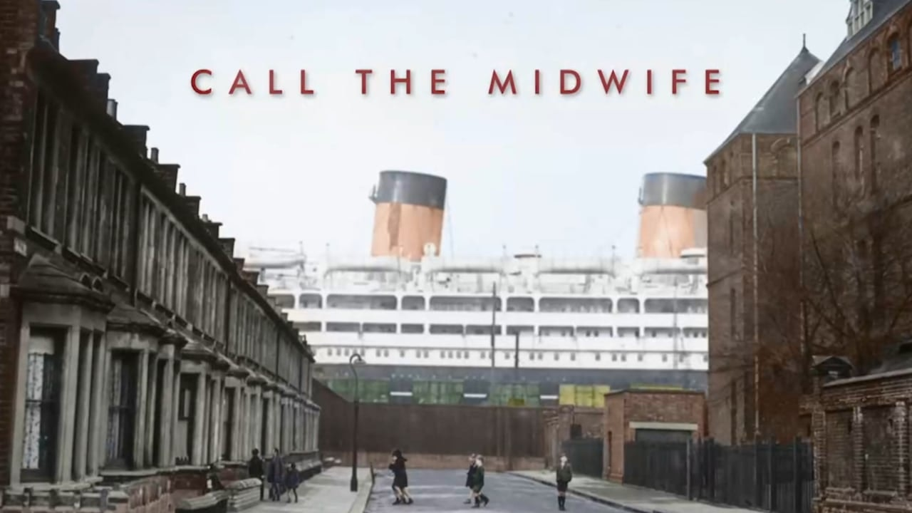 Call the Midwife Trailer