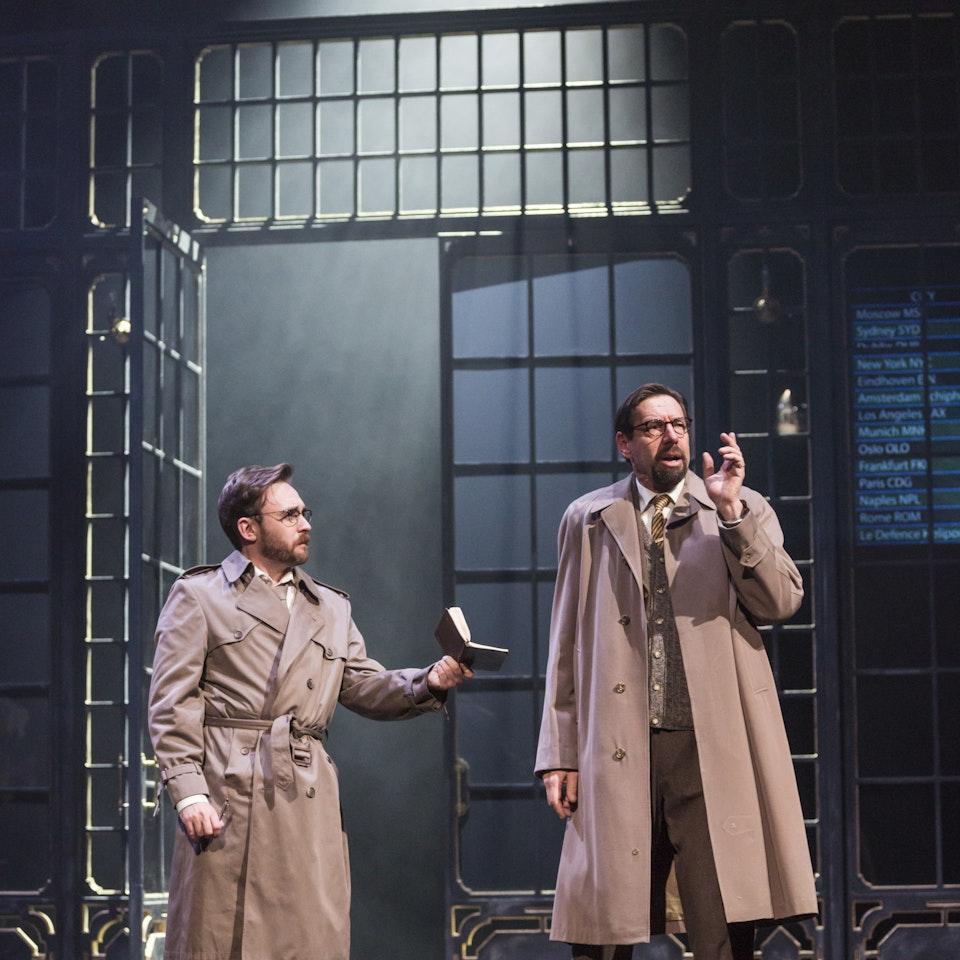 HAMLET Hamlet, Bell Shakespeare 2015