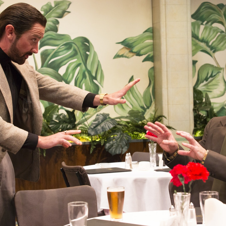 AFTER DINNER After Dinner, Sydney Theatre Company 2015