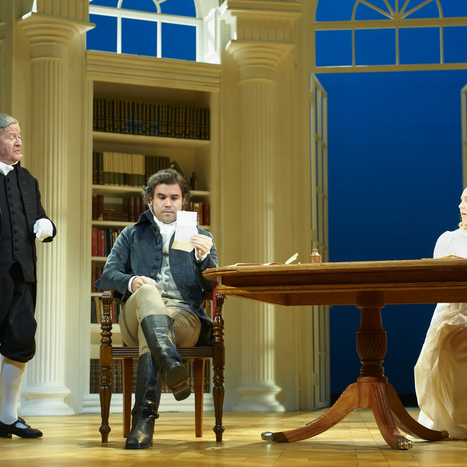 ARCADIA Arcadia, Black Swan State Theatre Company 2012