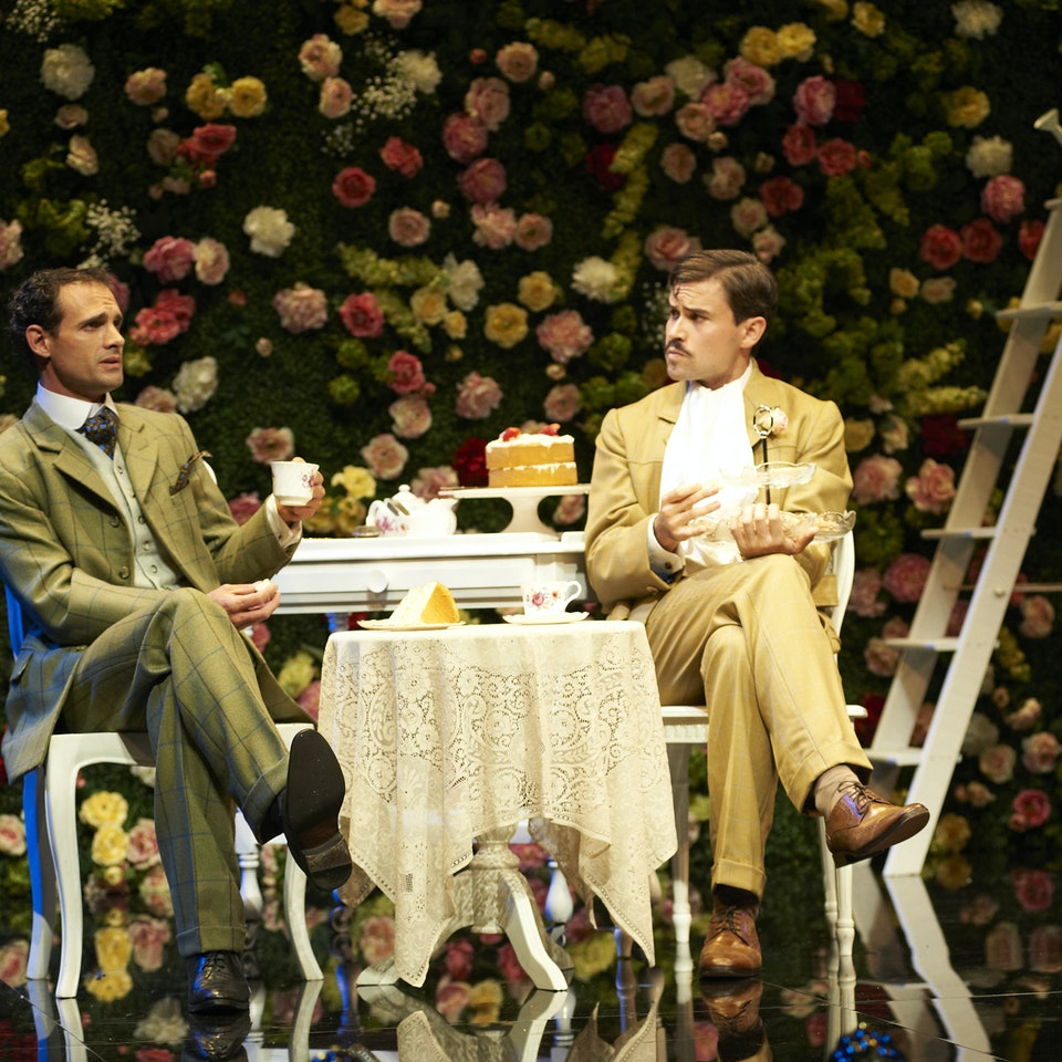THE IMPORTANCE OF BEING EARNEST The Importance of Being Earnest