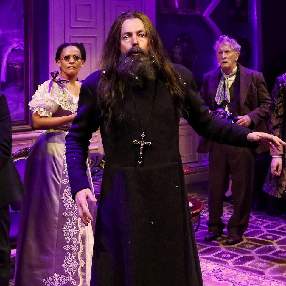 THE RASPUTIN AFFAIR The Rasputin Affair