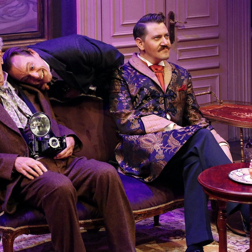 THE RASPUTIN AFFAIR The Rasputin Affair, Ensemble Theatre 2017