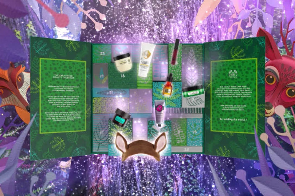The Body Shop: Enchanted By Nature