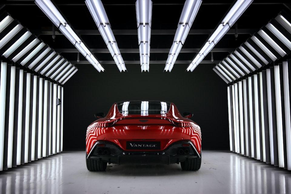 Aston Martin: Beautiful To Drive