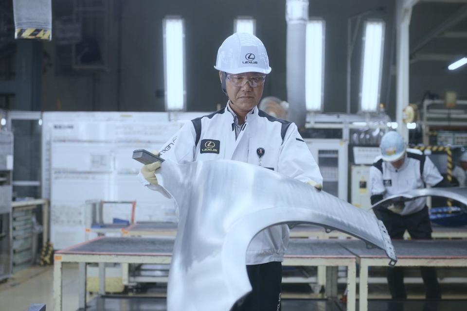 Lexus: Takumi