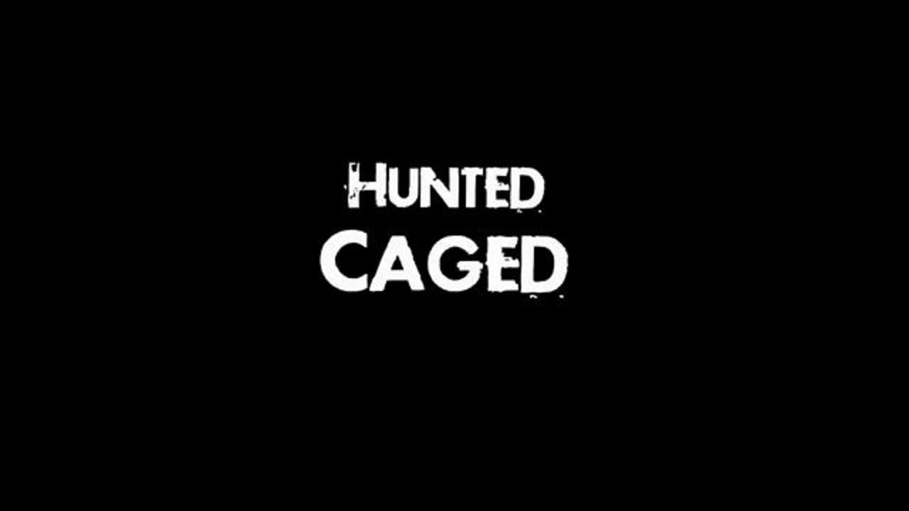 Hunted (part two) Caged