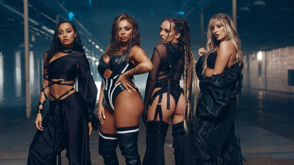 No.8 - Little Mix: Sweet Melody