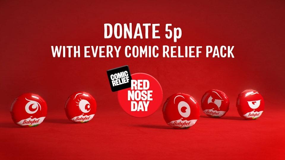 No.8 - Babybel: Comic Relief