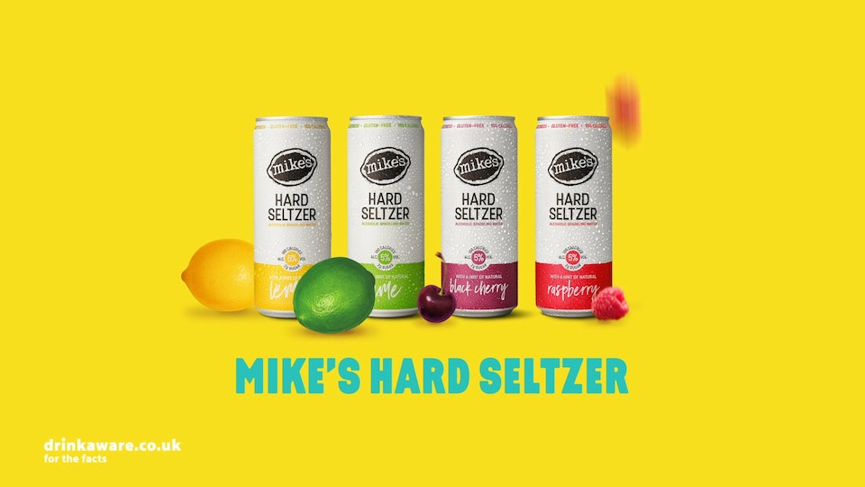 No.8 - Mike's Hard Seltzer