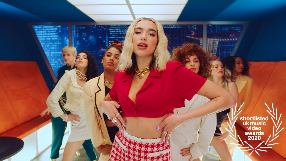 No.8 - Dua Lipa: Break My Heart