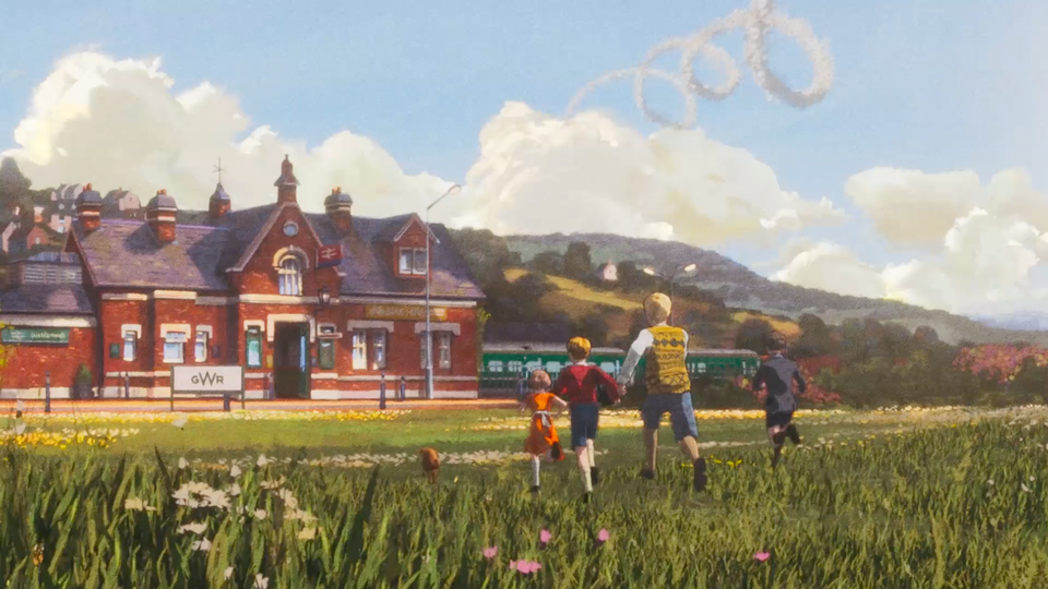 No.8 - Great Western Railway: Five and the Jetpack