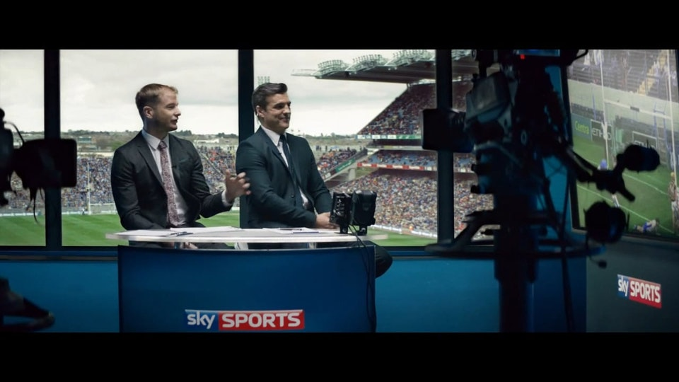 No.8 - Sky Sports: Be Inside The Game