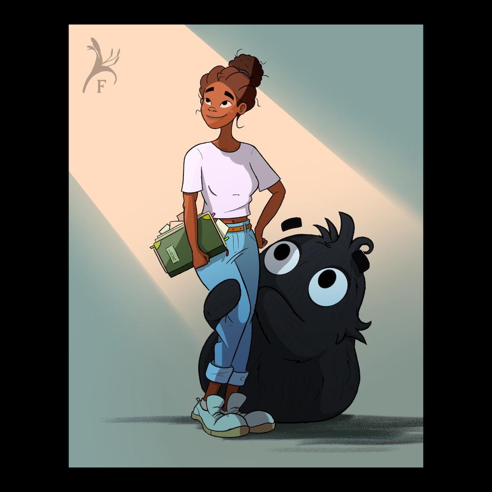 Character Design Shadow