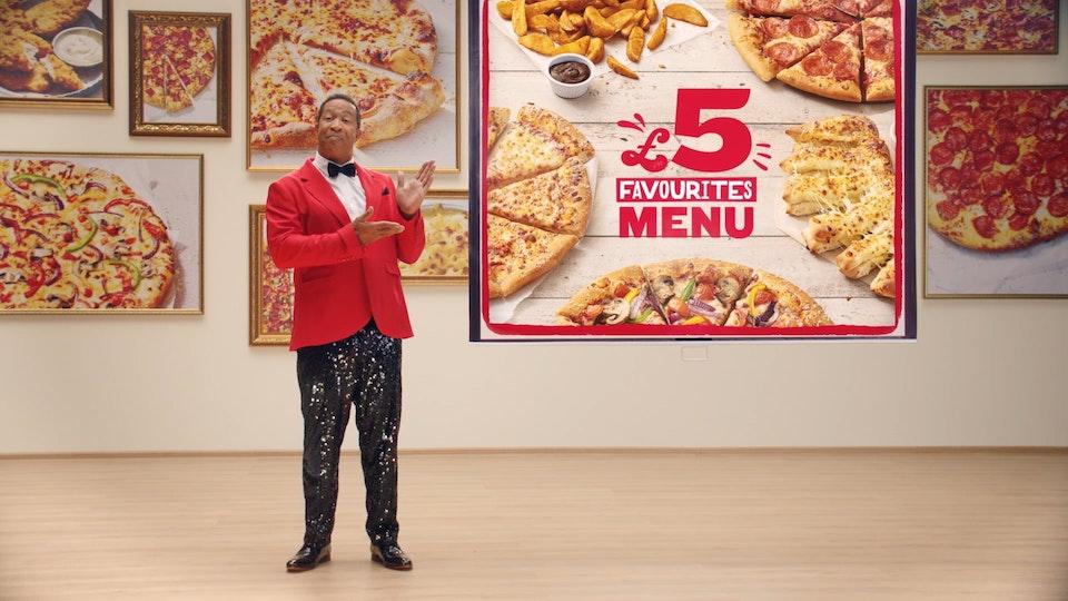 No.8 - Pizza Hut: Too Good