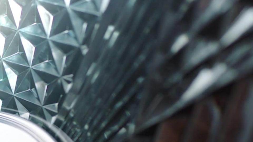 No.8 - Lexus: Glass