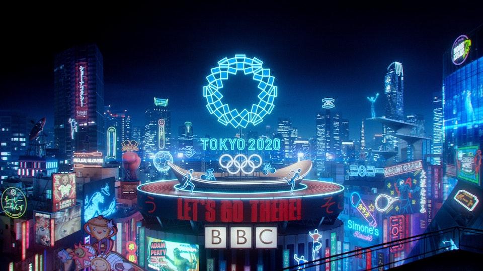 No.8 - BBC: Tokyo Olympics 2020