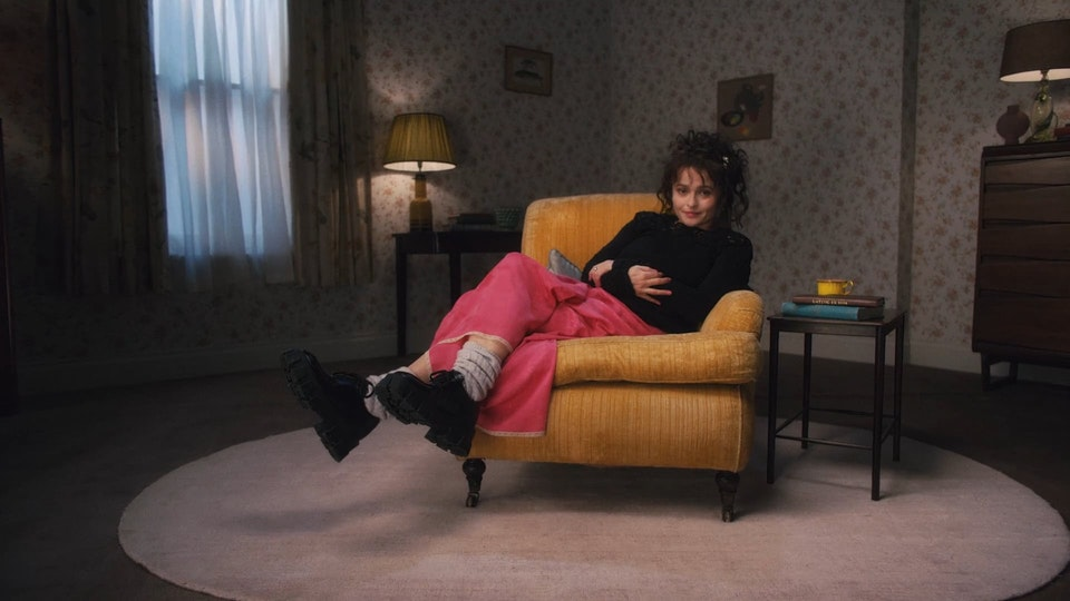 No.8 - Bumble: When Dating Met 2020 with Helena Bonham Carter