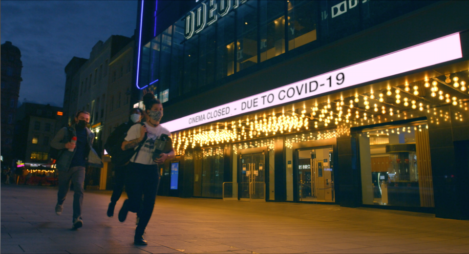 No.8 - Raindance 2020: Official Trailer
