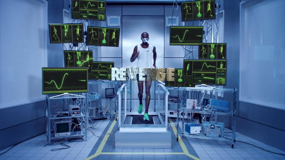 No.8 - Nike: Rivals - Swoosh