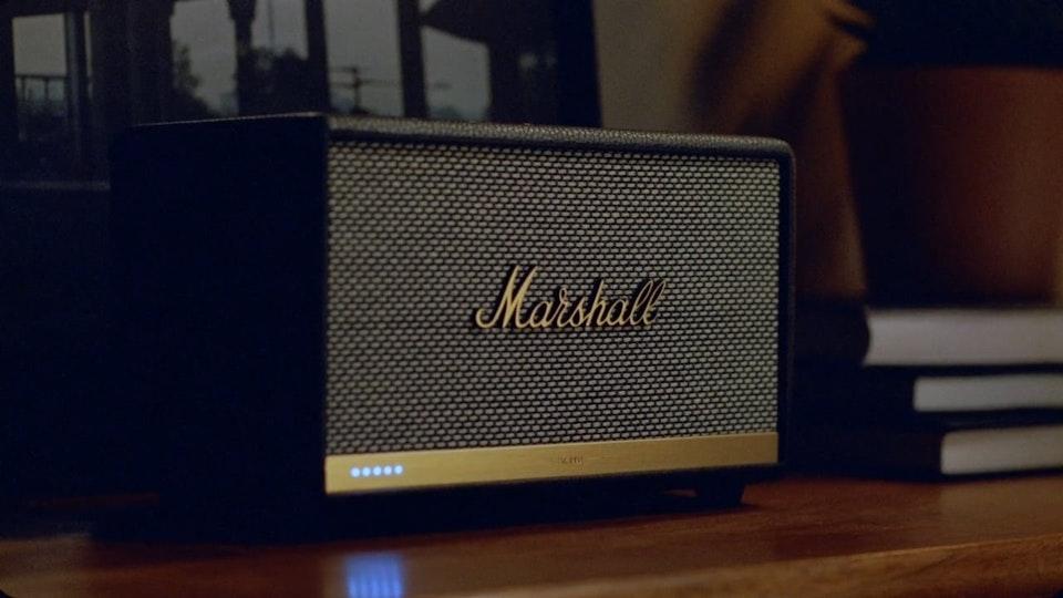 No.8 - Marshall: Voice