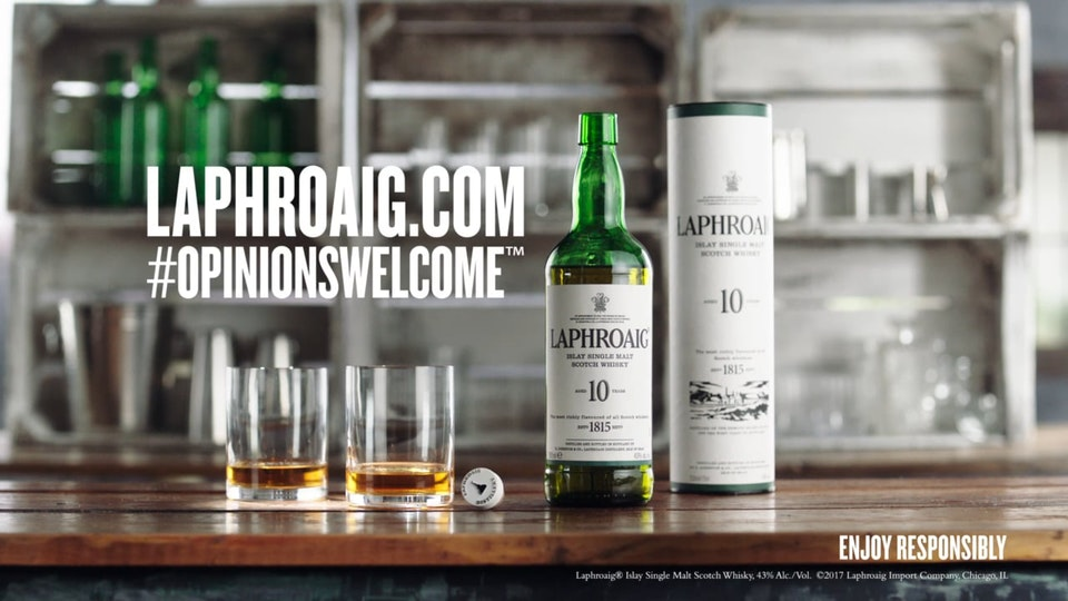 No.8 - Laphroaig: First Times