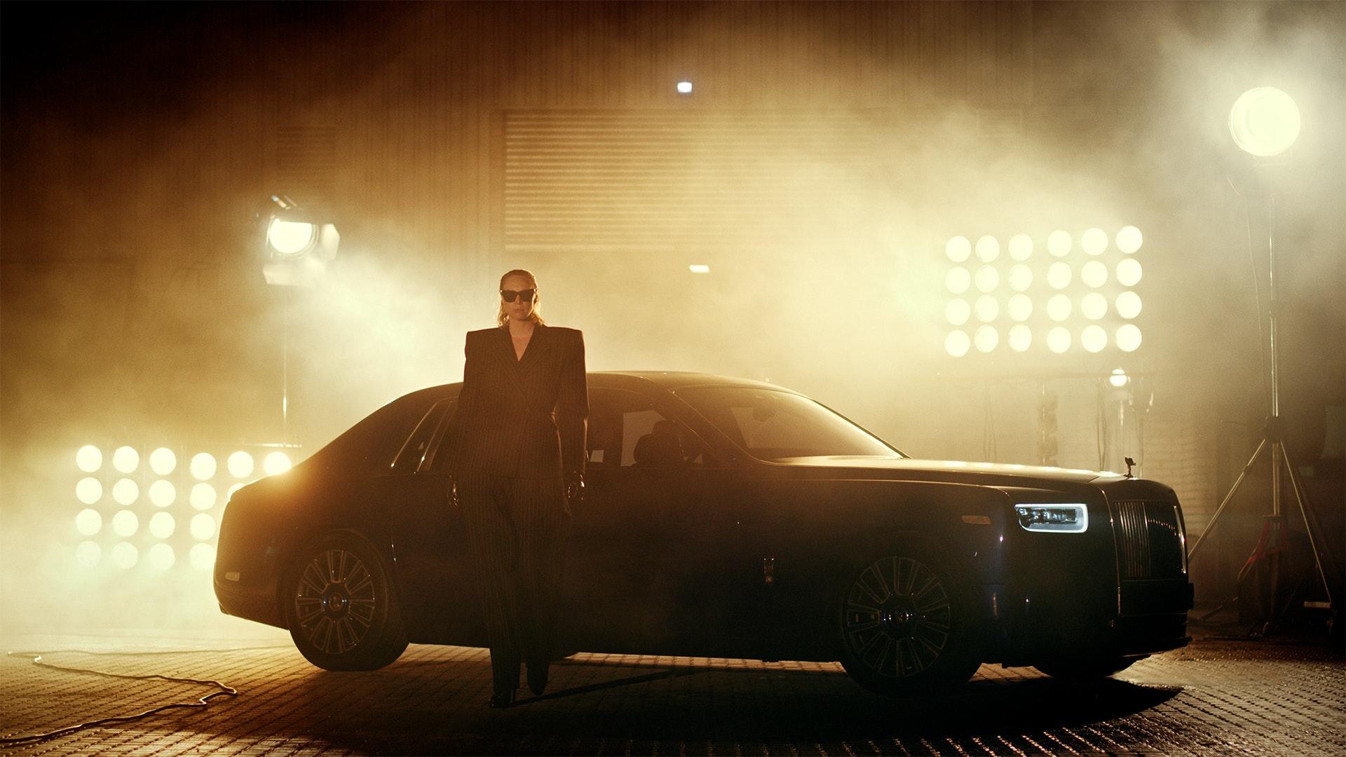 Rolls Royce: Phantom