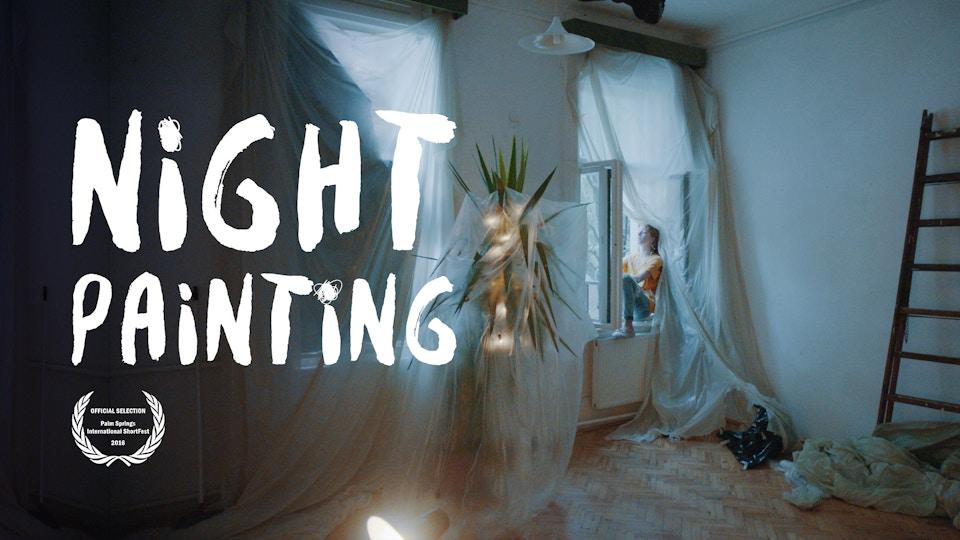 Night Painting (short)