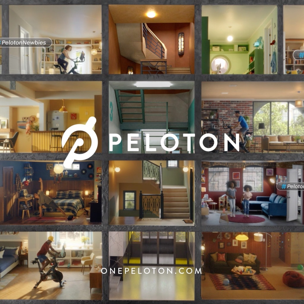 Peloton - Nothing Like Working Out From Home