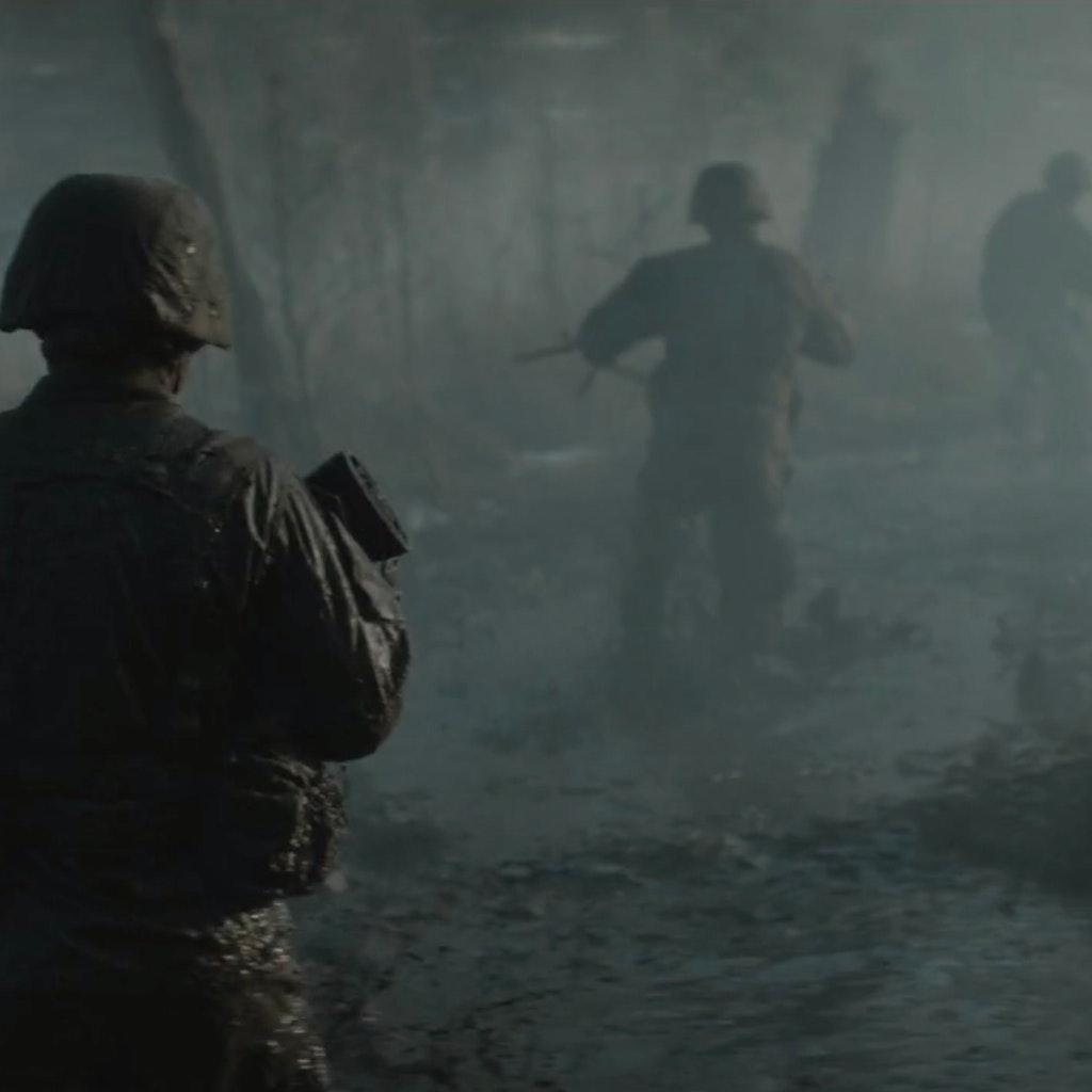 Marines - Battle Up