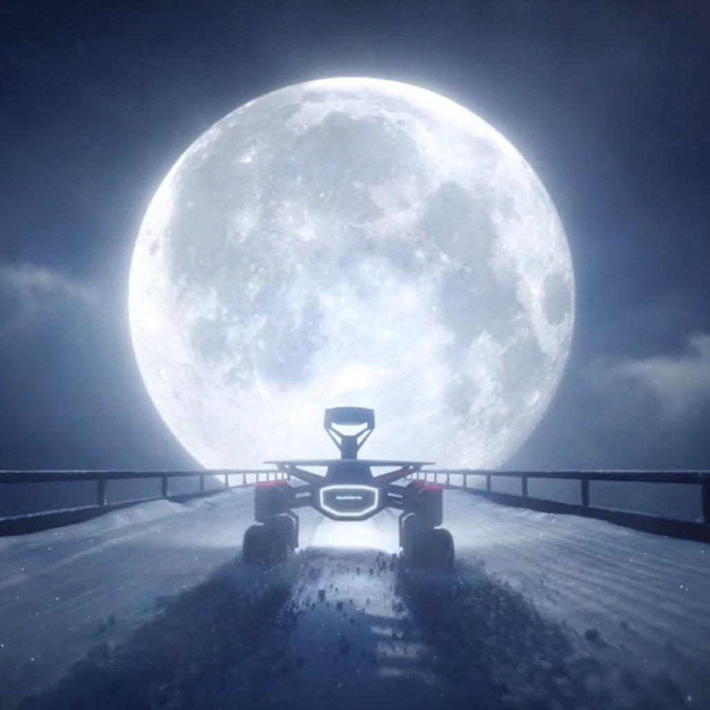 Audi Rover - Teaser