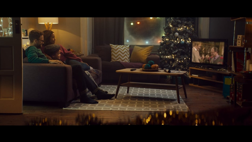 UK Gold  /  Xmas - Cinematographer | UKTV | Xmas Gold | TV-Commercial
