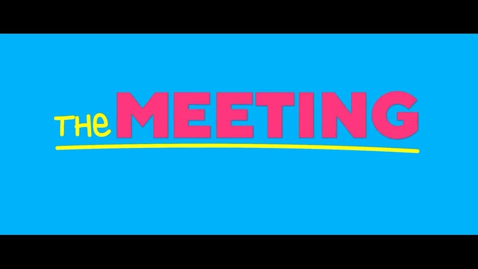 The Meeting - Director of photography london | The_Meeting | Short film