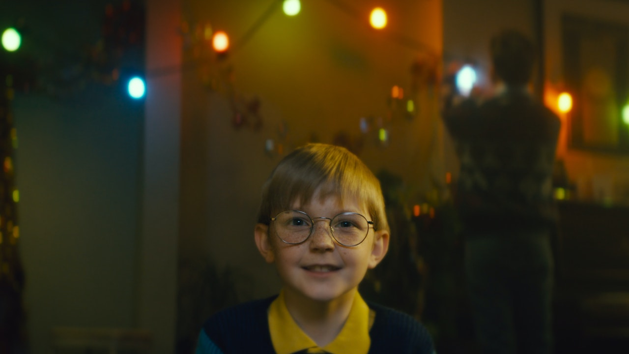 UK Gold  /  Xmas - Cinematographer | UKTV | Xmas Gold | TV-Commercial | Image 1