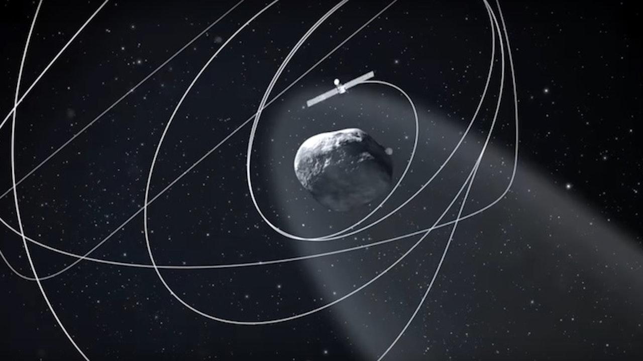 JPL - ROSETTA'S LAST ACT - Dir. Sam Molleur