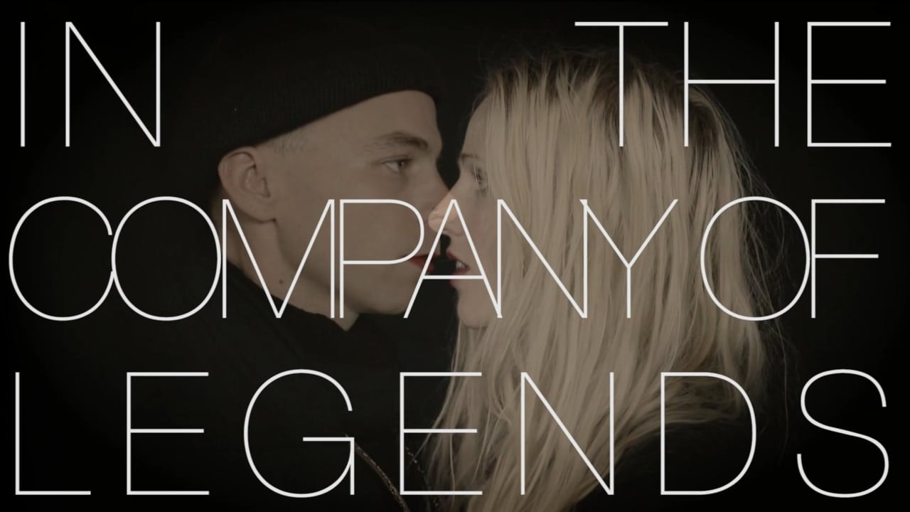 IN THE COMPANY OF LEGENDS - Dir. Ian Midgley