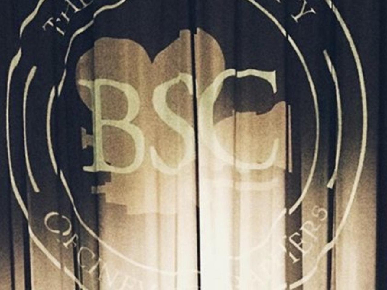 BSC Emerging Cinematographer Award Nomination