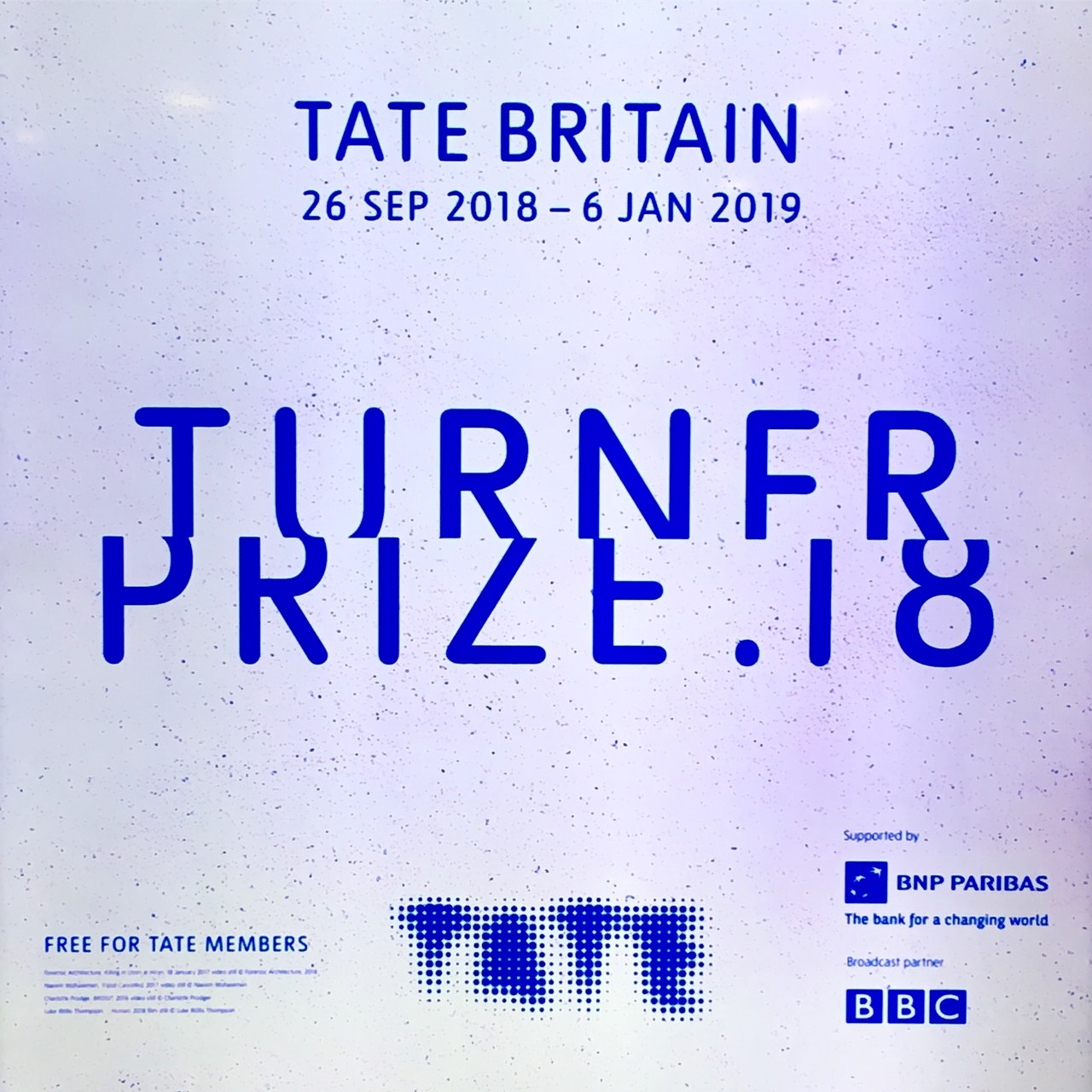 Turner Prize Nomination