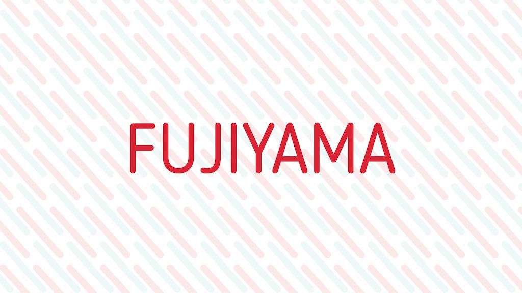 fujiyama rebrand