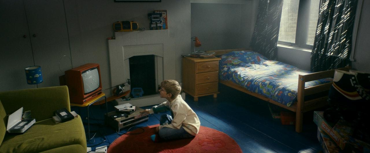 Uk Gold  //  Xmas - Sonic Films Graded images / UKTV Gold / commercial / 6 of 6