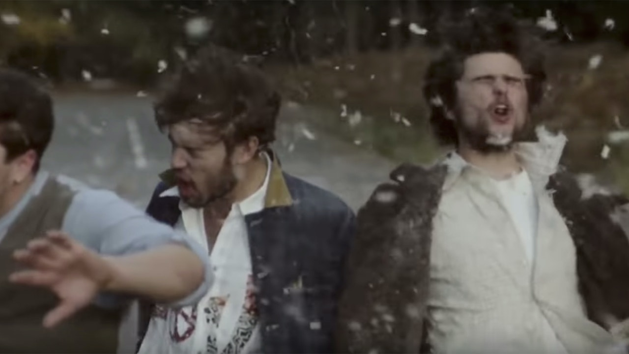 Mumford and Sons // Winter Winds -