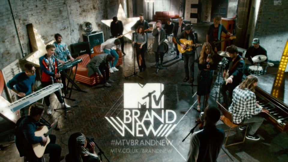 MTV // Brand new
