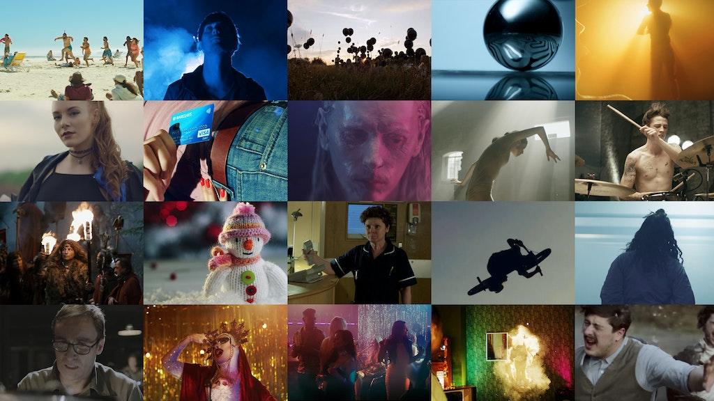 Sonic Films Colour Grading Showreel