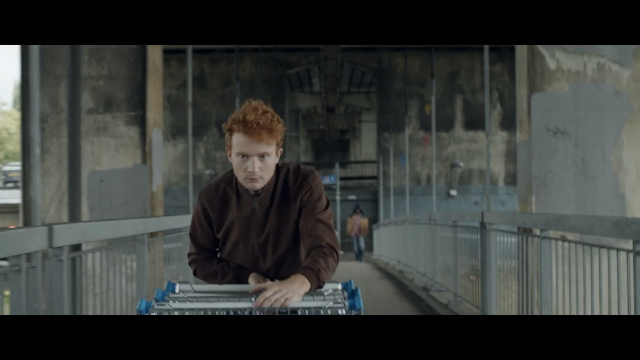 The Trolley Boy - Sonic Films Graded images / The Trolley Boy / short film/ 3 of 6