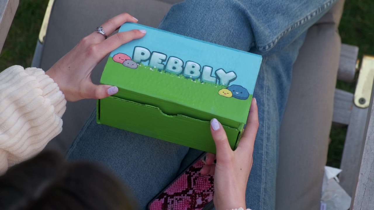 Pebbly - Video Commercial